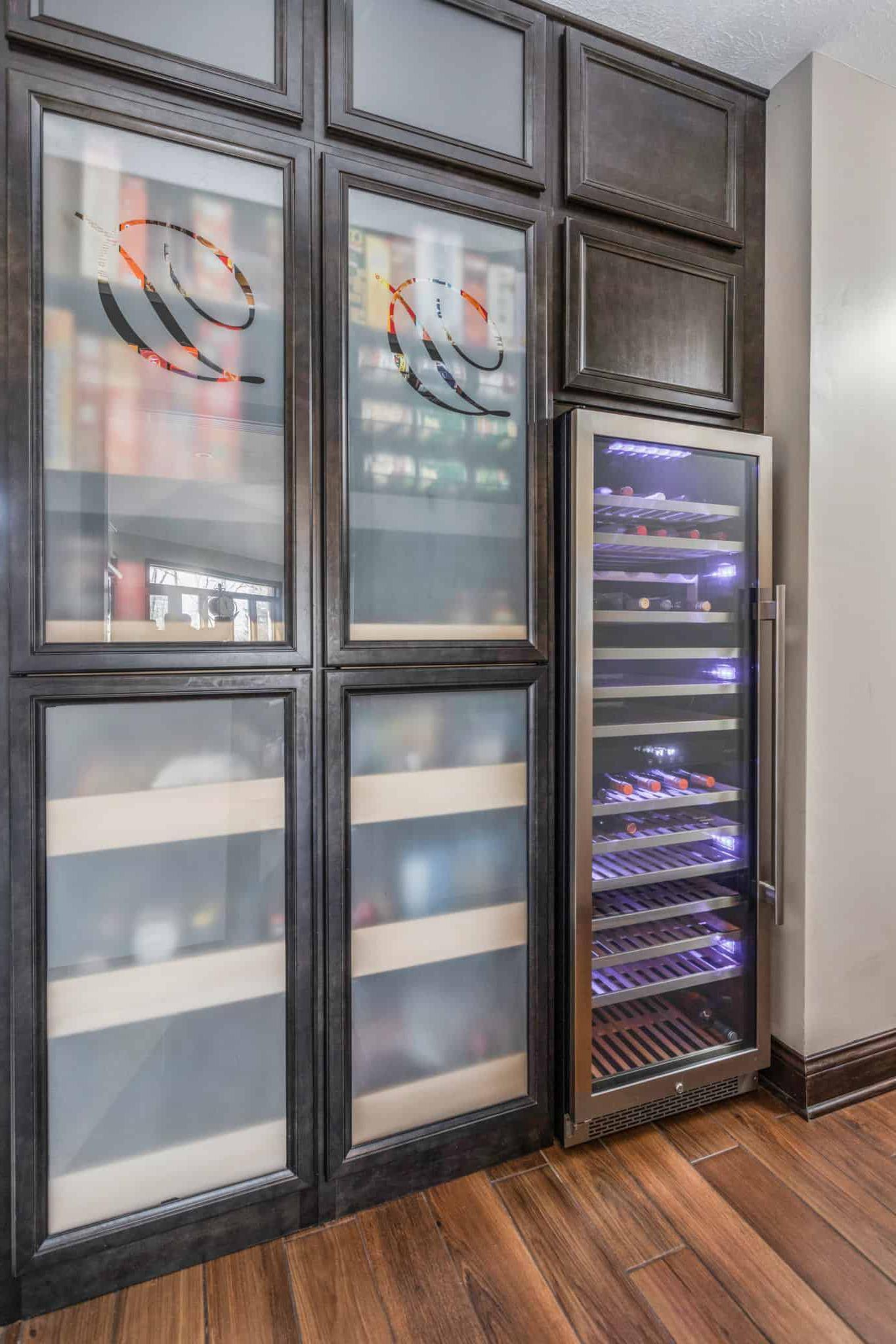 传统厨房设计餐具室